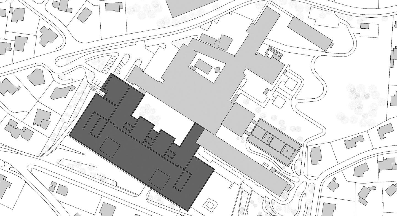 Kantonsspital Graubünden - Haus H