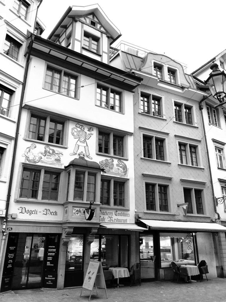 Spisergasse 25/27 St.Gallen