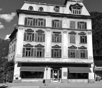 Um-Neubau Neudorfstrasse 4-6-8, Thusis 1